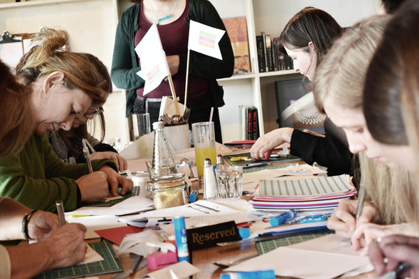 London Craft Club modern craft workshops