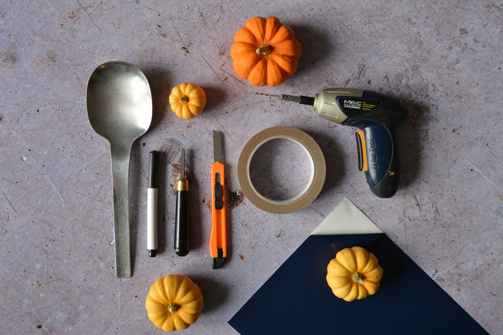 What do you need to carve the ultimate pumpkin