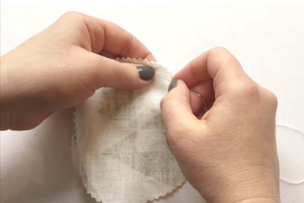 Hand sewing workshops with London Craft Club are a great way for space squeezed Londoners to take up a creative crafty hobby