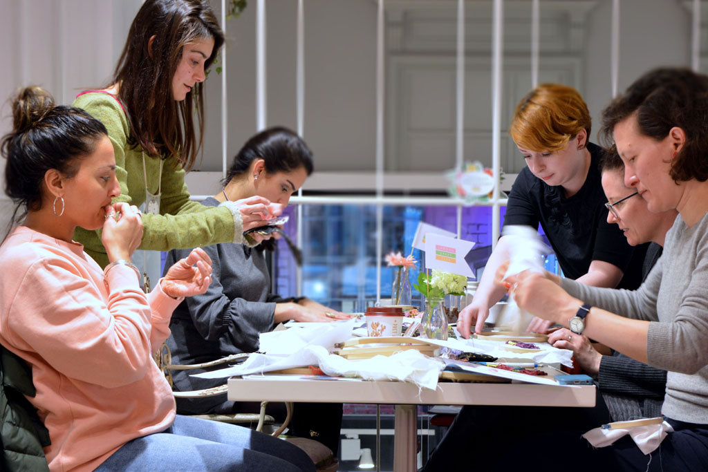 London Craft Club and Craft Work host all sorts of creative learning experiences in London