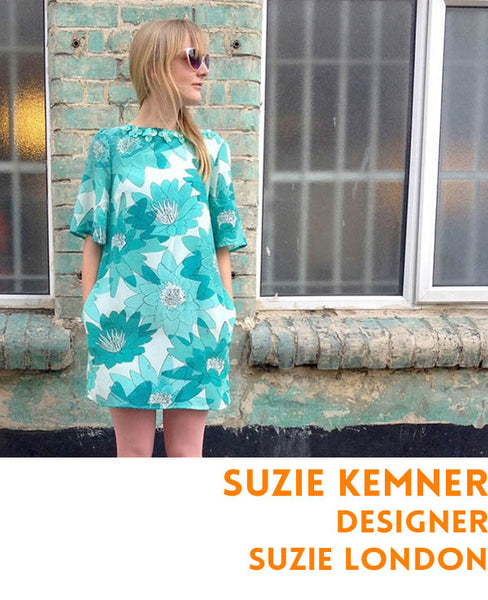 Suzie London Designer