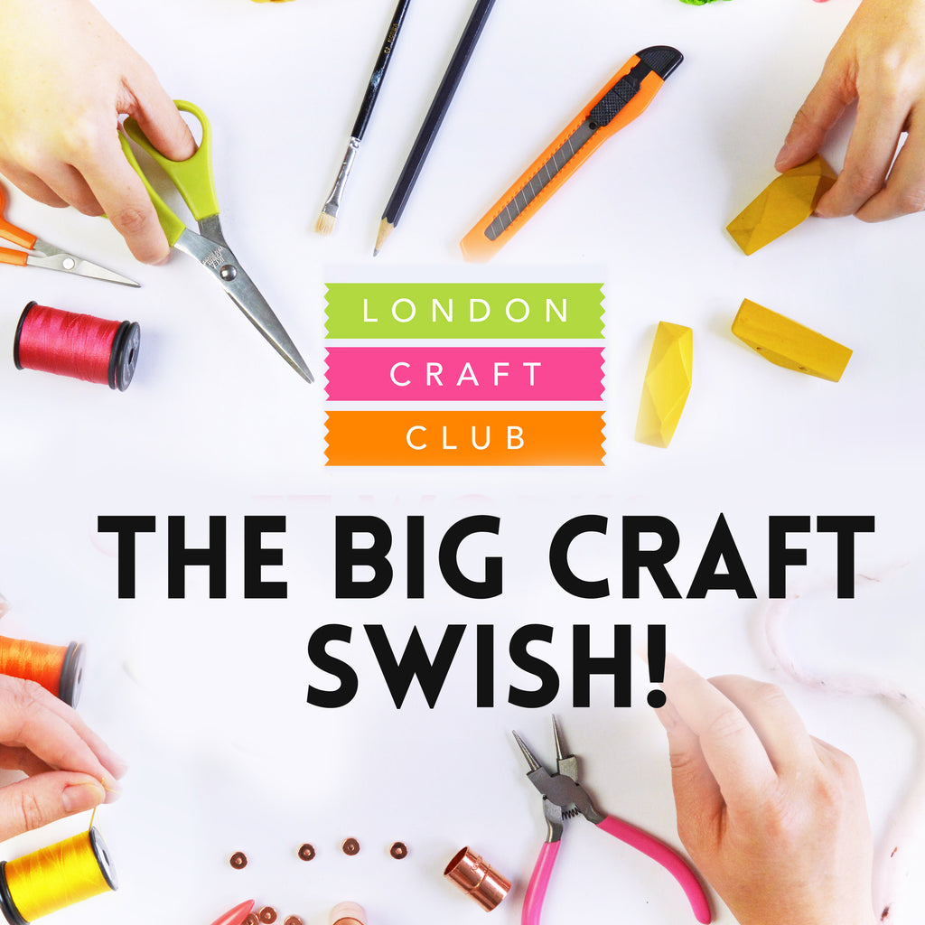 The London Craft Club Big Craft Swish