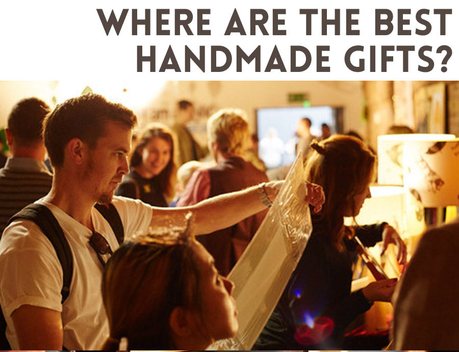 London Craft Club brings you the best edit of Christmas Craft Markets to buy handmade gifts in London