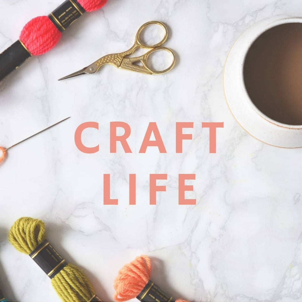 Craft Life! Our Monthly Social