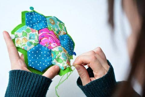 Master Mindful Hand Quilting