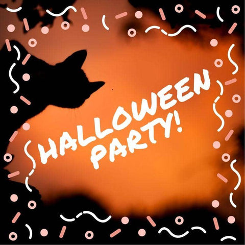 Crafty Halloween Party