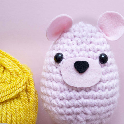 Beyond Beginners: Learn to Crochet Amigurumi Toys