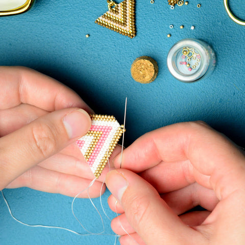 Learn the Intricate Art of Beading