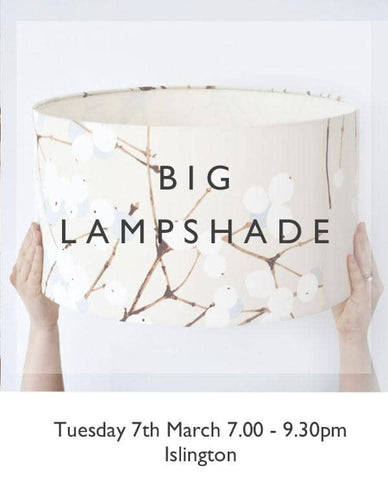 BIG Lampshade