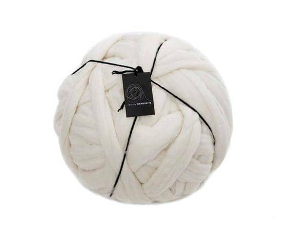 Woolly Mahoosive 2kg ball of Mammoth Yarn