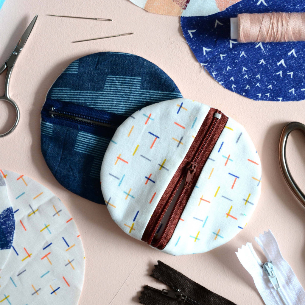 You Can Sew This Pouch Without a Sewing Machine