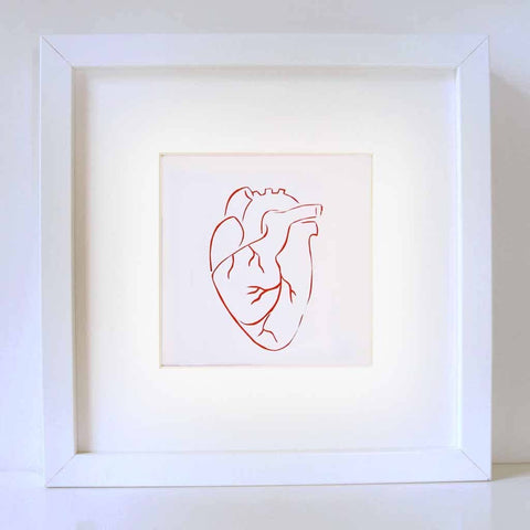 Alternative Valentine's Paper Art