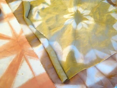 Shibori and Natural Dyeing