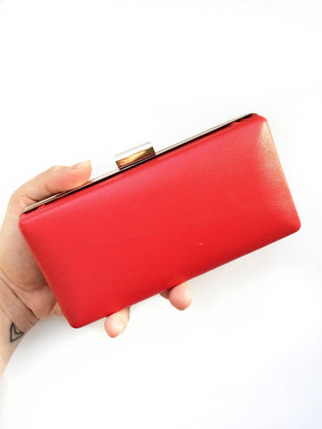 Make a Stunning Leather Clutch Bag