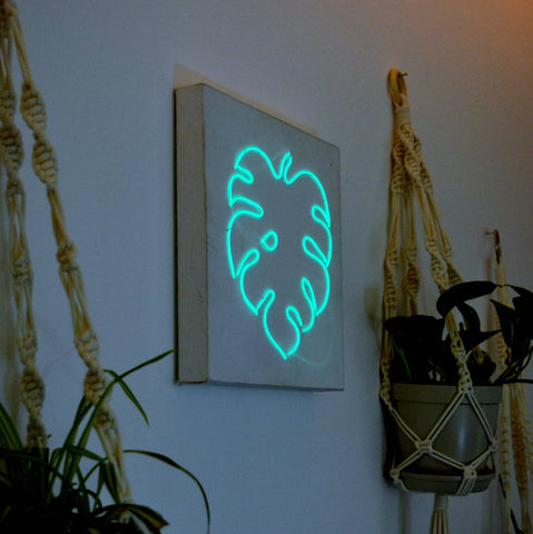 Make A Neon-Style Artwork
