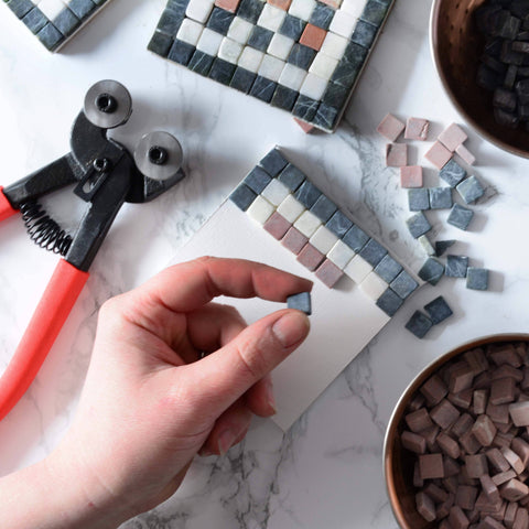 Modernist Mosaic Workshop and Exhibition Tour
