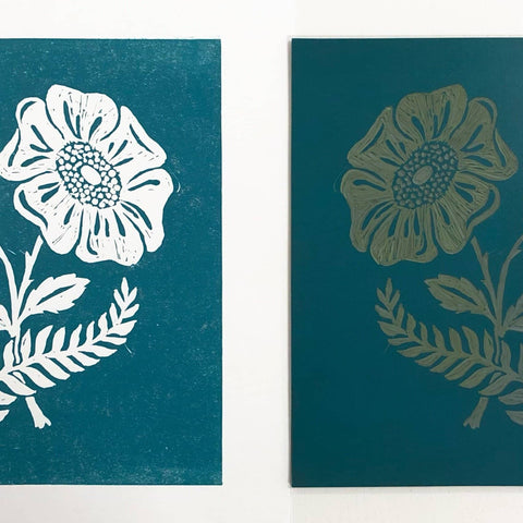 Lino Printing Workshops in London
