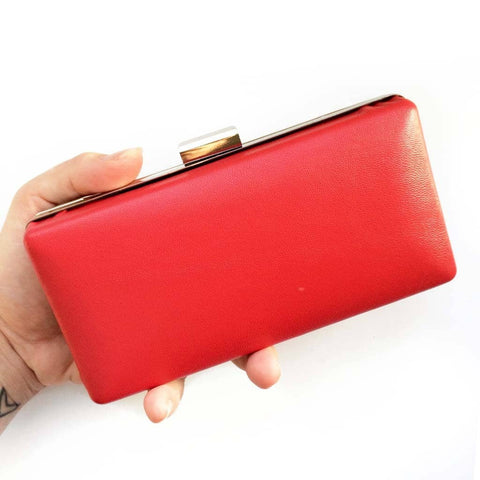 Create a Gorgeous Leather Clutch Bag