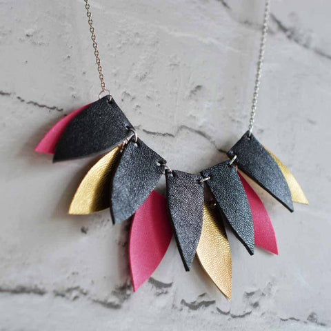 Create Your Own Stylish Leather Jewellery
