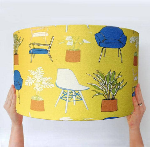 Create Your Own BIG Lampshade