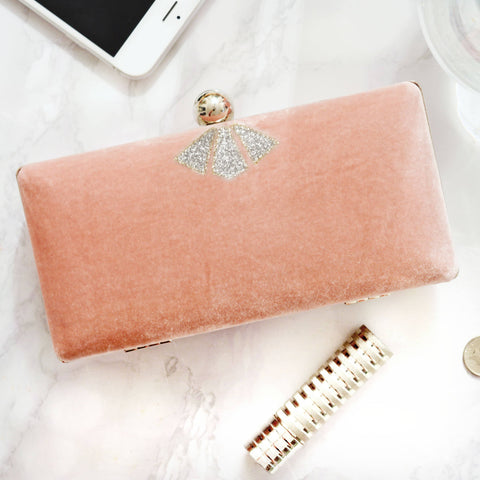 Make An Opulent Velvet Clutch