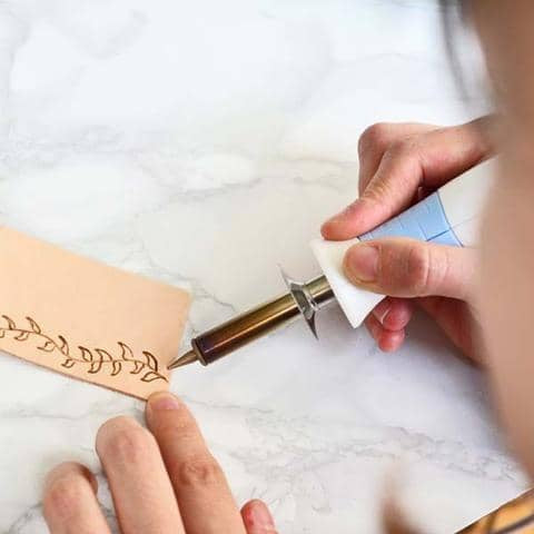 Anyone Can Learn the Art of Pyrography
