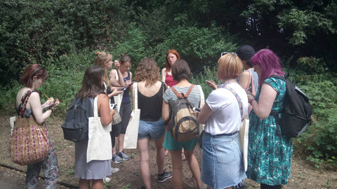 Wild Colour Foraging Walk - Battersea