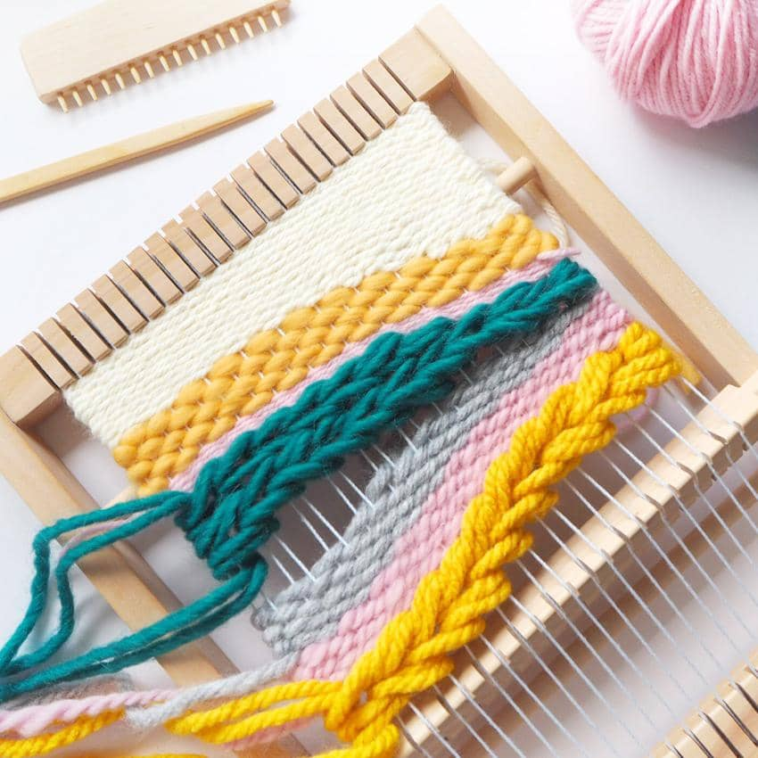 learn the art of weaving london craft club