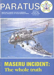 Paratus - January 1983 (Digital Magazine)