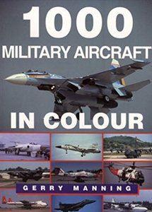 1000 Military Aircraft in Colour   ***eBook, 146 pages***