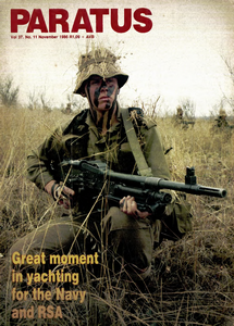 Paratus - November 1986 (Digital Magazine)