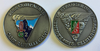 Challenge Coin: French Foreign Legion - 2nd Foreign Parachute Regiment (2nd Company)