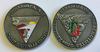 Challenge Coin: French Foreign Legion - 2nd Foreign Parachute Regiment (5th Company)