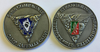 Challenge Coin: French Foreign Legion - 2nd Foreign Parachute Regiment (6th Company)