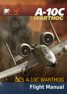 A10 Warthog Flight Manual  ***eBook, 671 pages***