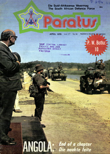 Paratus - April 1976 (Digital Magazine)