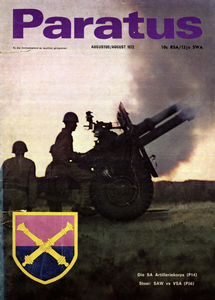 Paratus - August 1972 (Digital Magazine)