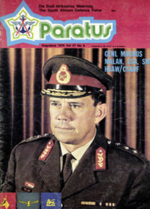 Paratus - August 1976 (Digital Magazine)