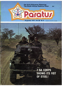 Paratus - August 1977 (Digital Magazine)