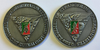 Challenge Coin: French Foreign Legion - 2nd Foreign Parachute Regiment (Administrative and Support Company)