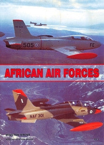 African Air Forces - Winston Brent
