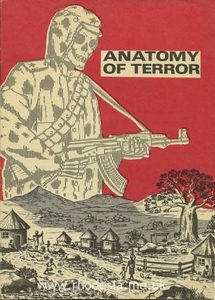 Anatomy of Terror ***FREE eBook, 12 pages***