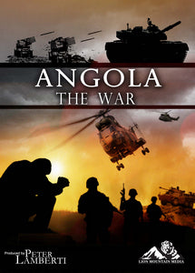 ANGOLA: The War (DVD) - Peter Lamberti