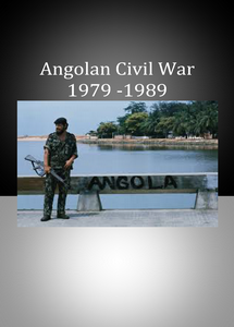 Angolan Civil War: 1975 - 2002 (eBook)
