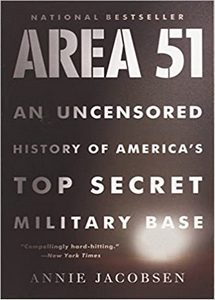 Area 51: An Uncensored History of America's Top Secret Military Base (eBook)