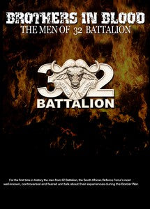 BROTHERS IN BLOOD: THE MEN OF 32 BATTALION (DVD)