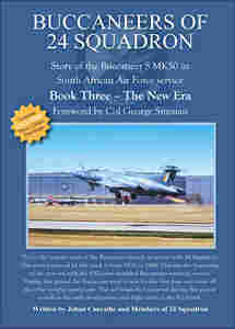 Buccaneers of 24 Squadron – Book 3 – The New Era (Hard Cover)
