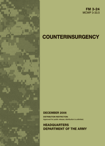 Field Manual: Counterinsurgency  ***eBook, 282 pages***
