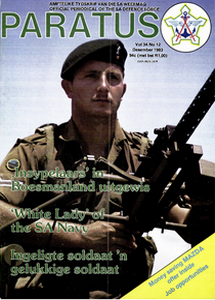 Paratus - December 1983 (Digital Magazine)