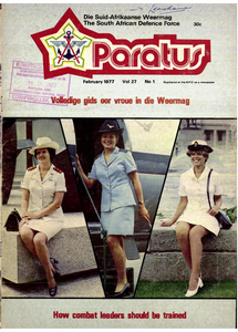 Paratus - February 1977 (Digital Magazine)